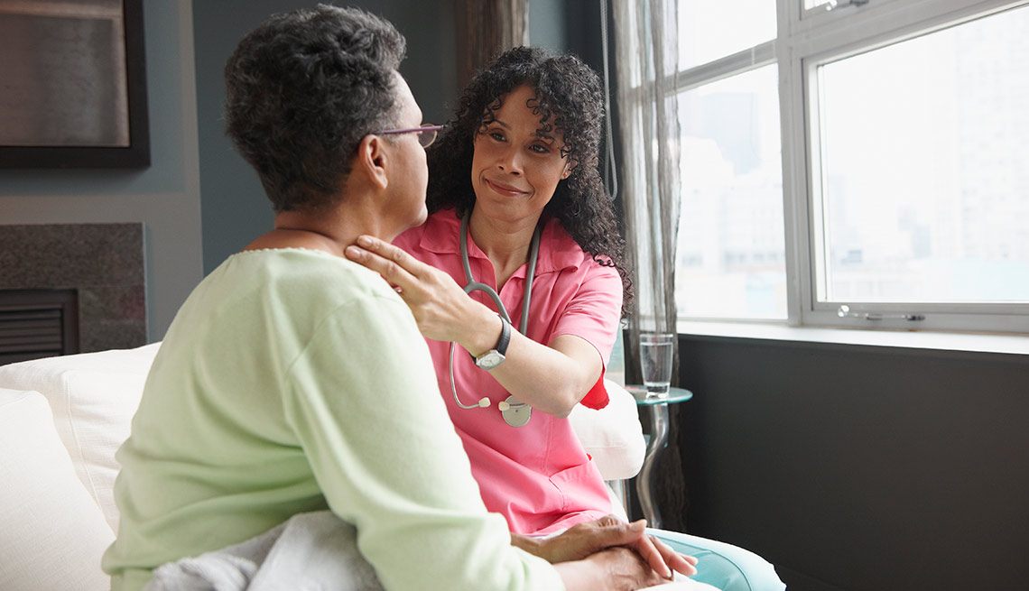 10 points to consider when choosing a nursing care and attendants at home services.